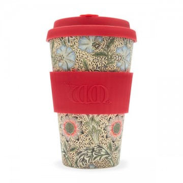 Кофейная эко-чашка: Куколь, 400мл, Ecoffee cup