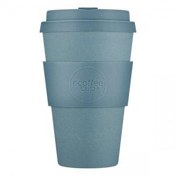 Кофейная эко-чашка: Мягкий серый, 400мл, Сoffee Cup