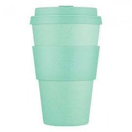 Кофейная эко-чашка: Мята, 400мл, Сoffee Cup, , 29.00 руб., Кофейная эко-чашка: Мята, 400мл, Сoffee Cup, Ecoffee cup(Великобритания), Многоразовые чашки Ecoffee cup и Stojo