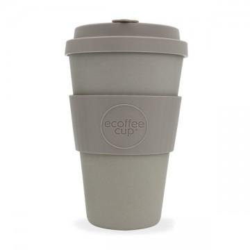 Кофейная эко-чашка: Очень серый, 400мл, Сoffee Cup