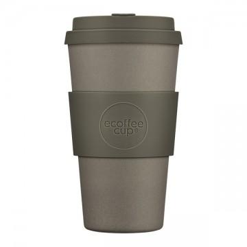Кофейная эко-чашка: Очень серый, 475мл, Ecoffee cup