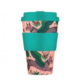 Кофейная эко-чашка: Рысь, 400мл, Сoffee Cup, , 30.00 руб., Кофейная эко-чашка: Рысь, 400мл, Сoffee Cup, Ecoffee cup(Великобритания), Zero waste = Ноль Отходов