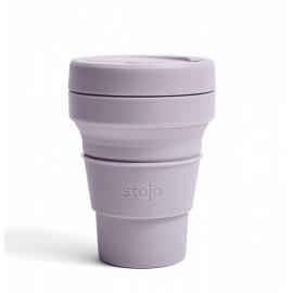Складной силиконовый стакан Stojo, Сирень, 355мл