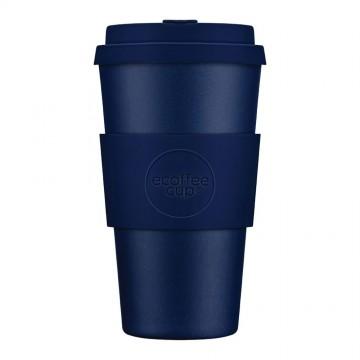 Кофейная эко-чашка: Темная энергия, 475мл, Ecoffee cup