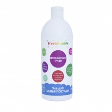 "Гель для мытья посуды ""Прованские травы"" Freshbubble, 500 мл"
