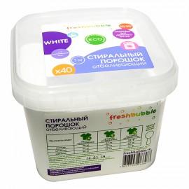 """Порошок для стирки """"Отбеливающий"""" Freshbubble, 1 кг, , 16.30 руб., Порошок для стирки """"Отбеливающий"""" Freshbubble, 1 кг, Freshbubble - экологические средства для дома, Для стирки белья"""