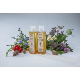 Гидрофильное масло для сухой и чувствительной кожи «Сандал и лаванда», 110мл, , 11.60 руб., Гидрофильное «Сандал и лаванда», OZ! OrganicZone — натуральная косметика, Снятие макияжа