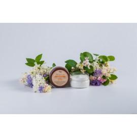 Крем для лица для сухой и чувствительной кожи с гиалуроновой кислотой и маслом арганы, 50мл