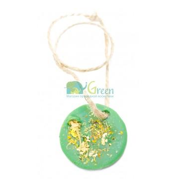 Флорентийское саше малое (зеленое)