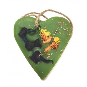 Флорентийское саше большое (зеленое)