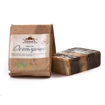 Дегтярное мыло натуральное, 100 гр, купить в Минске