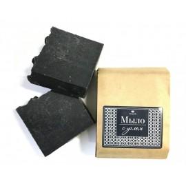 Мыло с углем, 100 г