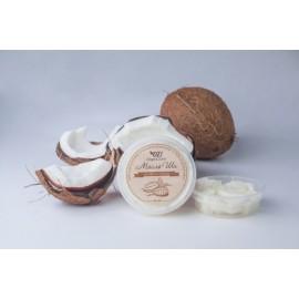 Масло ши (каритэ) нерафинированное, 50мл, , 7.60 руб., Масло ши (каритэ) нерафинированное, 50мл, OZ! OrganicZone — натуральная косметика, Натуральные масла