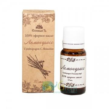 Эфирное масло лемонграсса, 10 мл