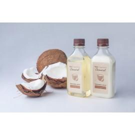 Кокосовое масло рафинированное, 250мл, , 12.00 руб., Кокосовое масло рафинированное, 250мл, OZ! OrganicZone — натуральная косметика, Для детской кожи